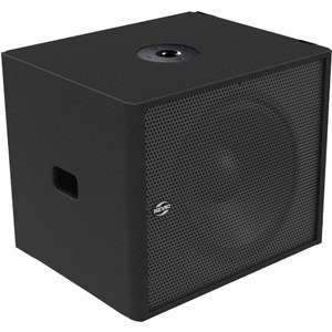 "[MS-181SPN]<BR>18"" Single Active<br>Network Sub-Woofer Speaker"